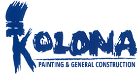 Kolona Painting and General Construction Logo